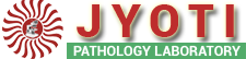 Jyoti Pathology Lab Logo